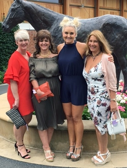 CR Interiors at the York Races